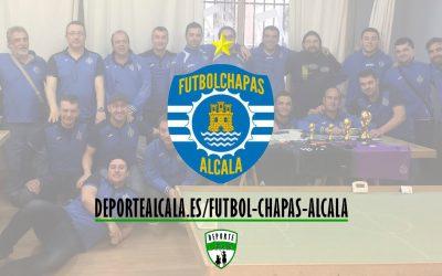Fútbol Chapas Alcalá se une a DeporteAlcala.es