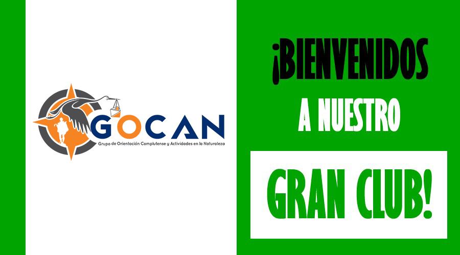 Club GOCAN se suma a Deporte Alcalá