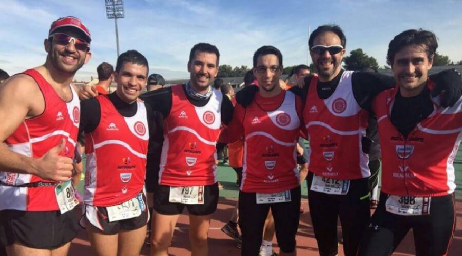 Complutum Triatlón progresa en la XVII Media Maratón de Getafe
