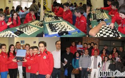 Cuarto puesto para el Ajedrez Alcalá en la I Copa Interclub