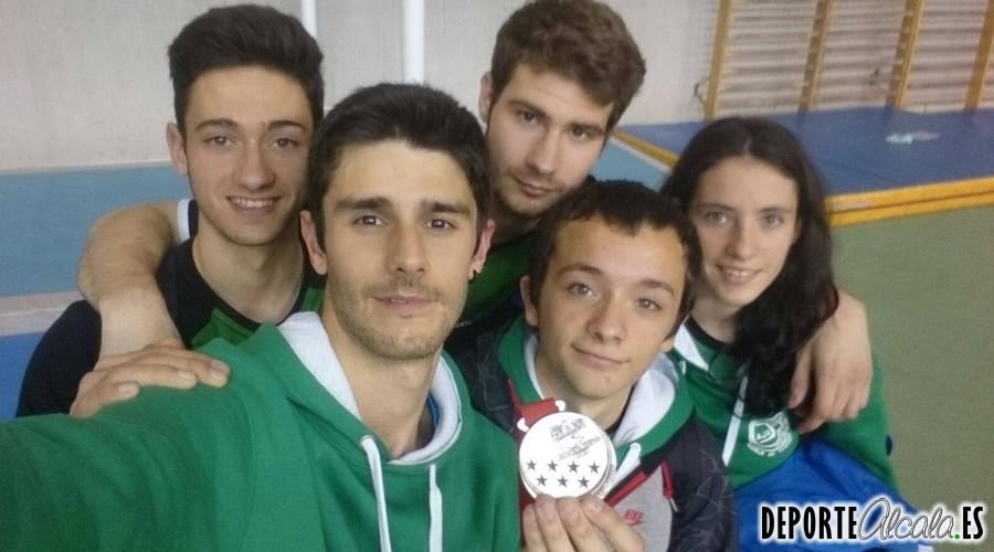 Daniel García de Ajalkalá consigue la plata en 60 metros lisos