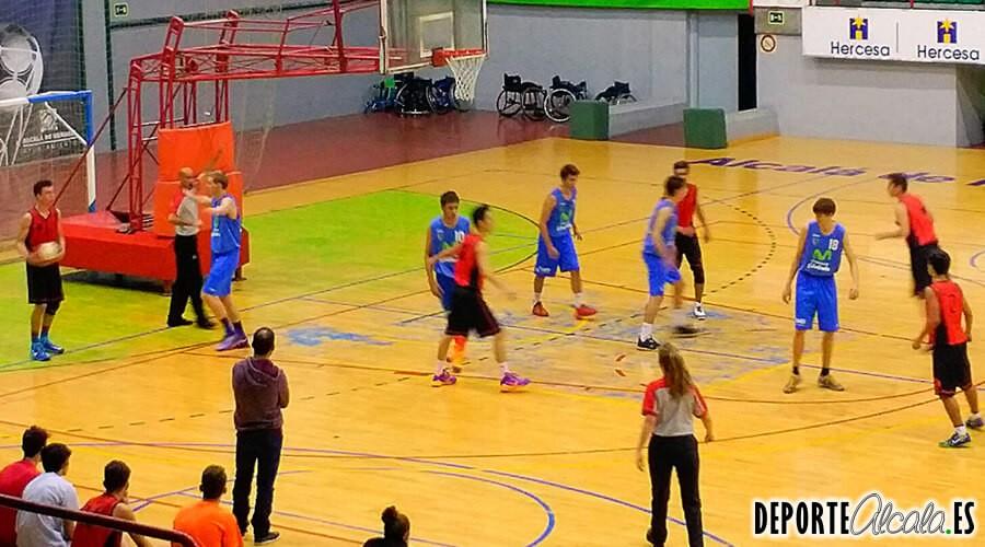 Derrota agridulce del Junior del Juventud Alcalá ante Estudiantes