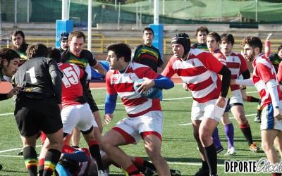 Derrota y descenso para el Rugby Alcalá