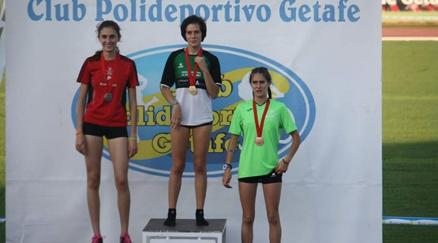 El Ajalkalá femenino tiene una cantera llena de campeonas