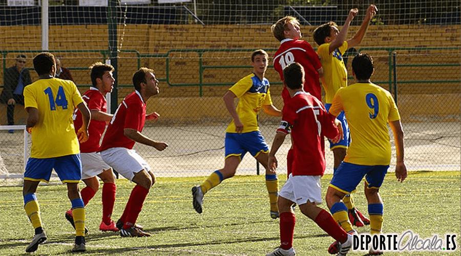 El Alevín A del RSDA se impuso al Naya por un contundente 8-0