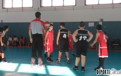 El Alevin del Baloncesto Alcalá se asegura el liderato