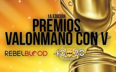 El BM Playa Alcalá, nominado a los I Premios Valonmano con V