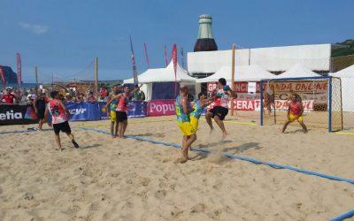 El Club Balonmano Playa Alcalá lanza su Escuela para los más pequeños
