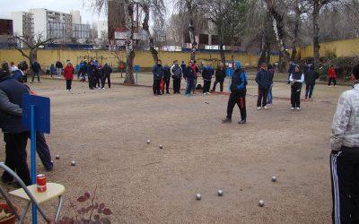 El Club Petanca Alcalá celebra el I Memorial Eduardo Barrera