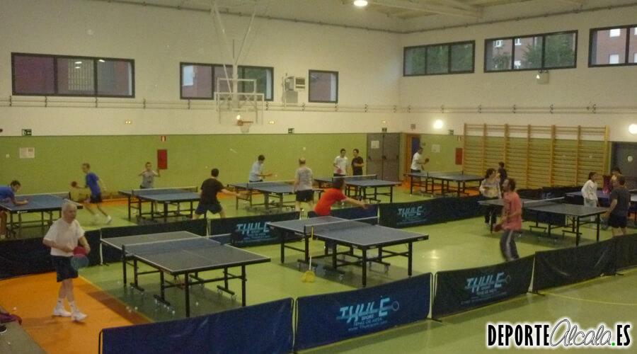 El Club de Tenis de Mesa Alcalá-Villalbilla busca jugadores