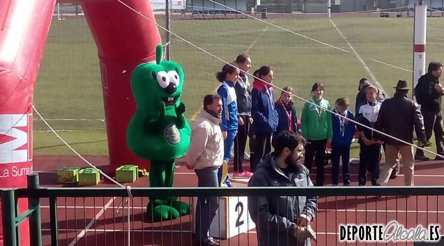 El Cross escolar complutense deslumbra en el Campeonato Autonómico