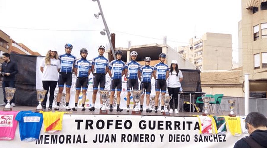El EC Cartucho.es continua su escalada en XXVI Trofeo Guerrita 2017