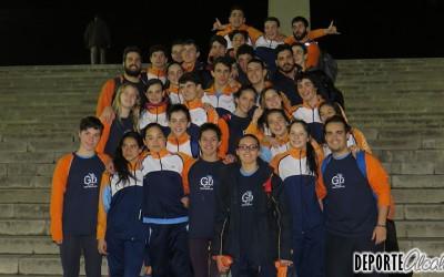 El GSD Alcalá, campeones de España de natación