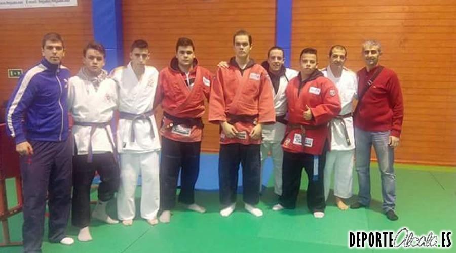 El Gimnasio Alcalá 2000 cae en la primera jornada de la Liga Junior de judo