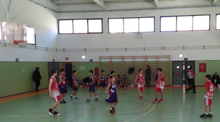 El Infantil federado del CBJA arrasa a Moratalaz CB