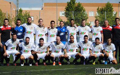 El Neumáticos Cervantes FC golea al SAD Espartales