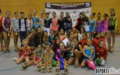 El Patín Artístico Alcalá se sale en el V Trofeo Nacional Ciudad de Alcalá