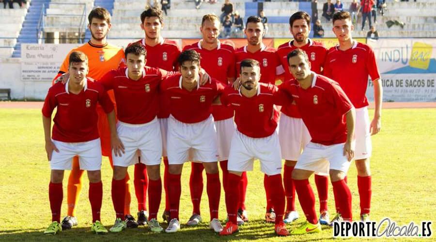 El RSD Alcalá consigue una victoria vital ante el Parla