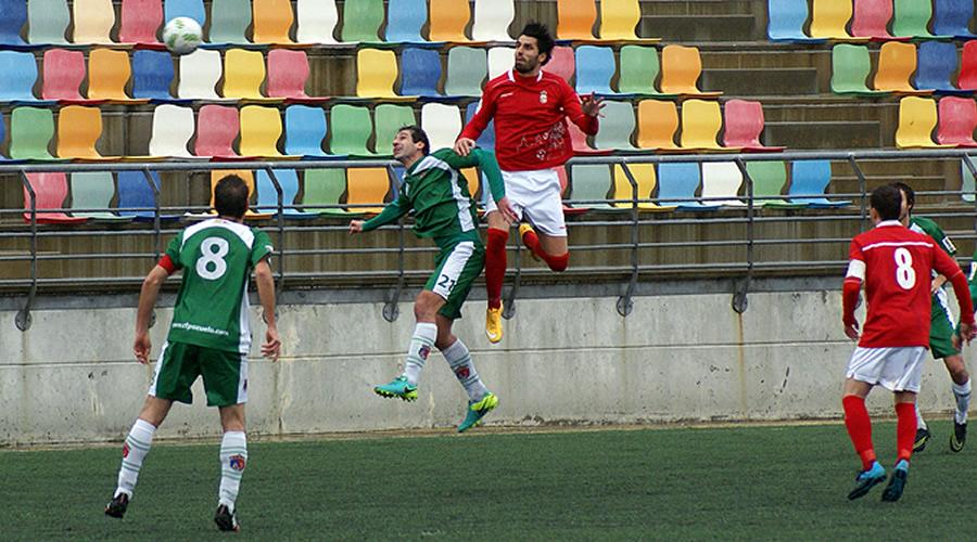 El RSD Alcalá se abona al empate