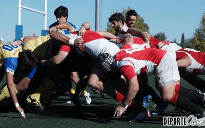 Los errores impiden al Rugby Alcalá llevarse la victoria