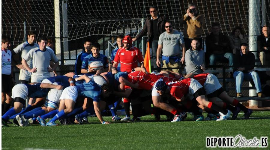 El Rugby Alcalá forzado a ganar al colista este sábado