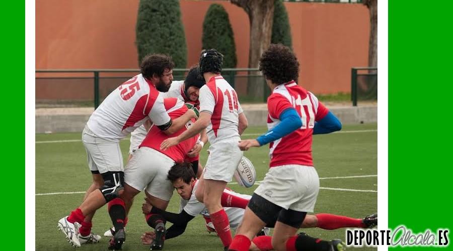 El Rugby Alcalá jugará la promoción por el descenso
