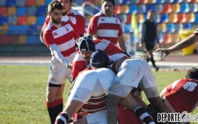 El Rugby Alcalá no levanta cabeza