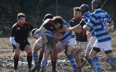 El Rugby Alcalá vence y se aleja de los puestos de cola