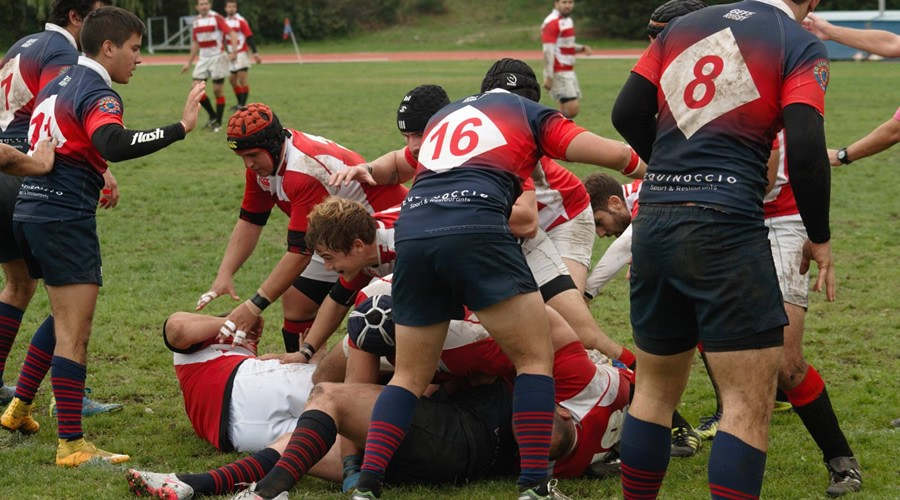 El Rugby Alcalá, obligado a ganar