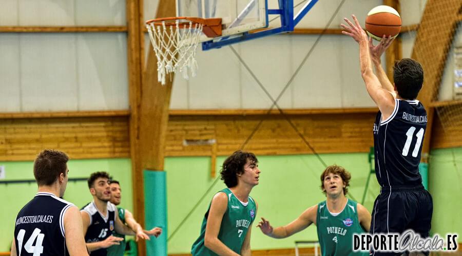 El Sub21 del Baloncesto Alcalá consigue su quinta victoria consecutiva de la temporada