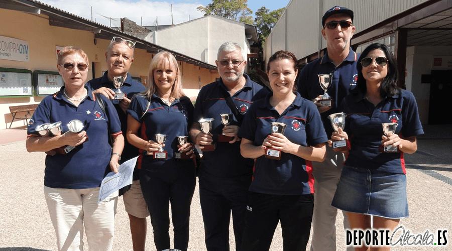 El club de Tiro Quijote es galardonado en la FMTO