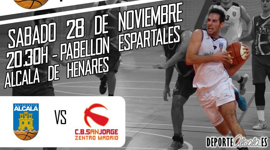 El juego coral de Baloncesto Alcalá vence a Uros Rivas