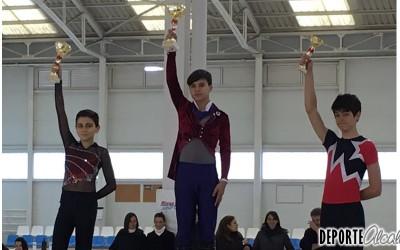 El patinador Daniel Sevillano se proclama campeón de Madrid