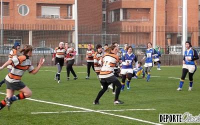 El rugby femenino regresa a Alcalá