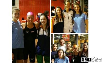 Envidiable participación de los tiburones alcalaínos del GSD en la Copa de España de Clubes