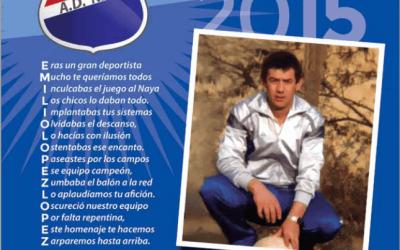Fútbol de calidad en el XXVII Memorial Emilio Lopez del AD Naya