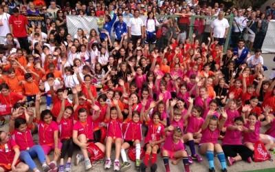 Gran éxito del II Torneo de Fútbol 7 Femenino del CD Avance