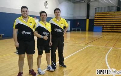 Gran fin de semana para el Club de Tenis de Mesa Alcalá