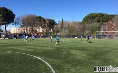 Gran jornada de fútbol para el GSD Alcalá