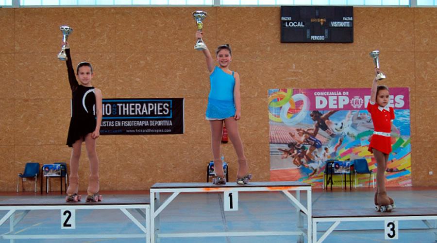 Gran participación en el VII Trofeo Nacional de Patinaje Ciudad de Alcalá