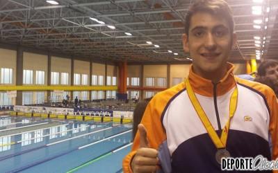 Iñigo Paino del GSD Alcalá de Natación, a por los JJOO de Río