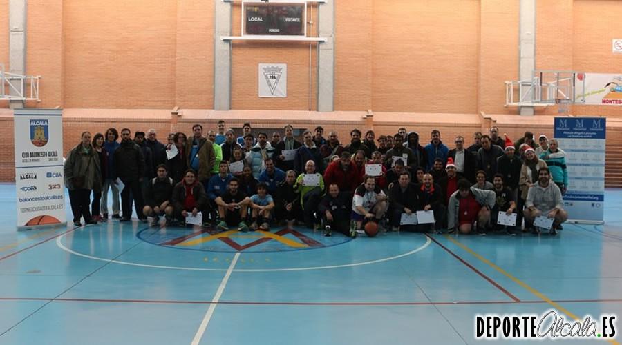 Baloncesto Alcalá celebró en Navidad el I Torneo CBA Fundación Manantial
