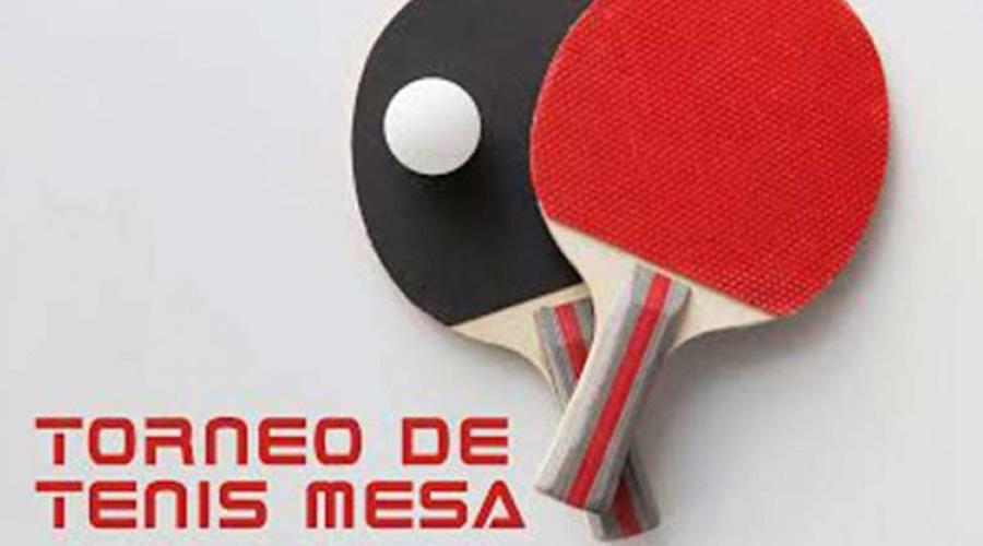 """I  Torneo de Tenis de Mesa """"Otra Forma de Moverte"""""""