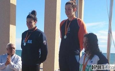Jimena Pérez, del GSD, Campeona Junior de España de natación
