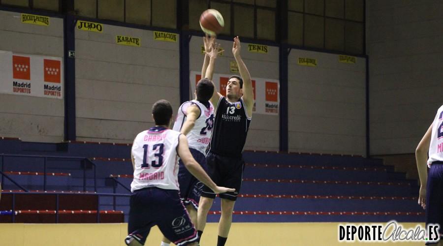 El Nacional Masculino de Baloncesto Alcalá sigue sin perder en casa