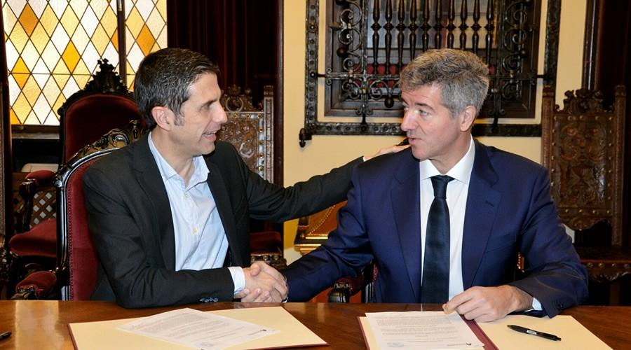 La Academia del Atlético de Madrid en Alcalá, cada vez más cerca