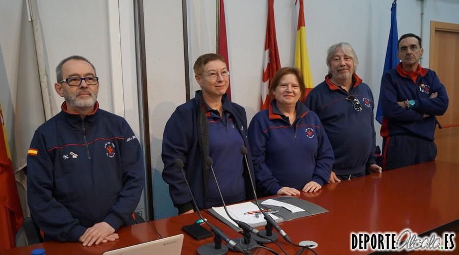 La Junta Directiva del Tiro El Quijote se renueva