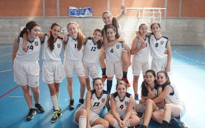 Las Infantiles del Baloncesto Alcalá logran una importante victoria