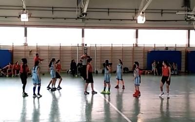 Las Infantiles del Juventud Alcalá caen dando guerra