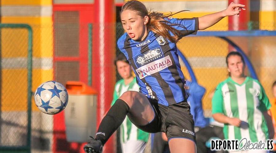 Las féminas del CD Avance arrollan al Sporting Alcalá